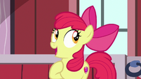 "Apple Bloom ""helpin' my big brother"" S8E10"