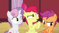 "Apple Bloom ""no idea who it's from"" S8E10"