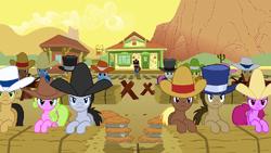 Appleloosa Preparing For Battle S1E21.png