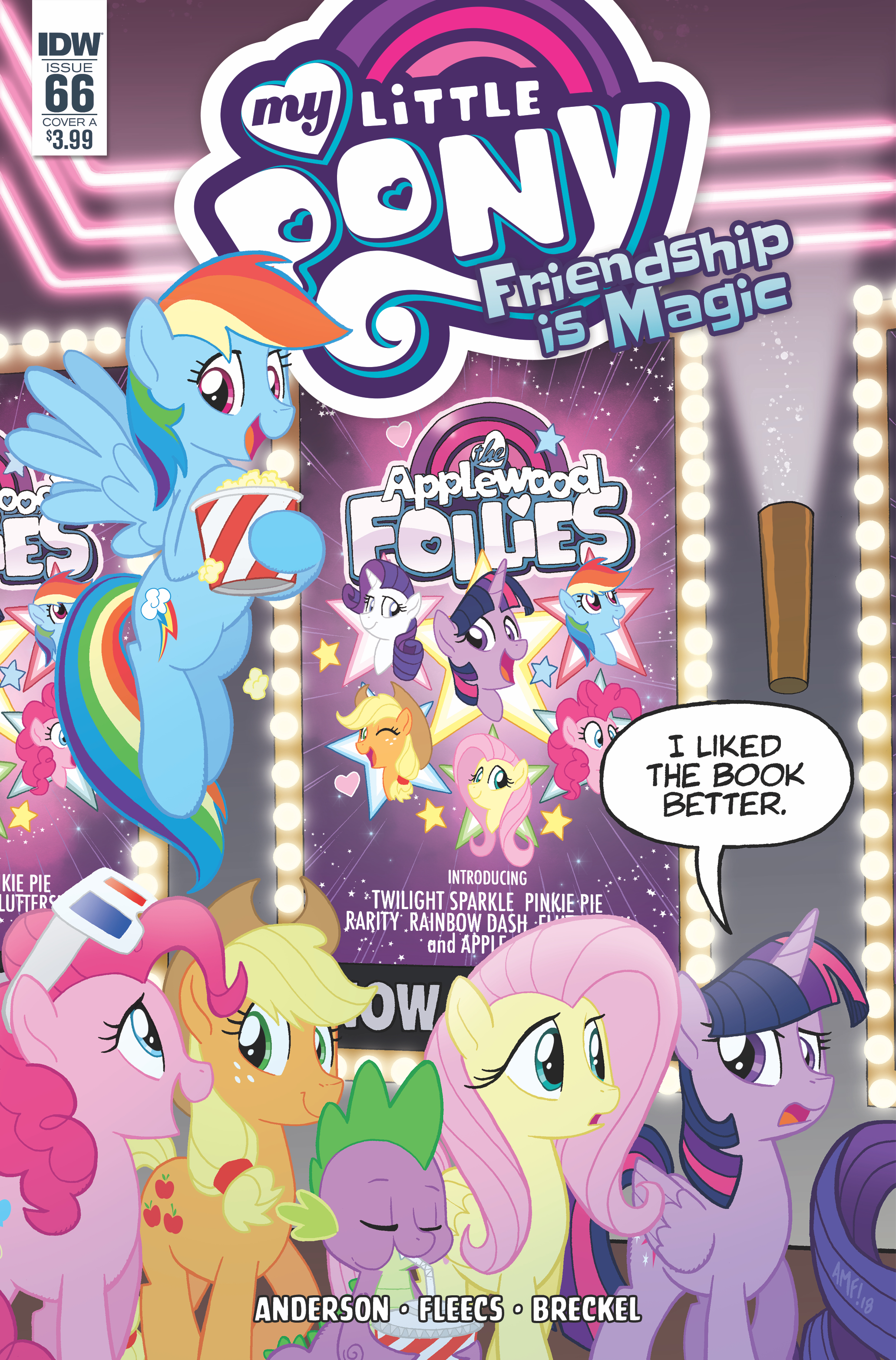 Friendship is Magic Issue 66