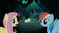 """Fluttershy """"I can't let him live like this"""" S6E11"""