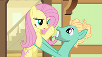 """Fluttershy """"on one condition"""" S6E11"""