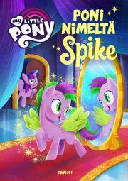My Little Pony Poni nimeltä Spike cover.jpg