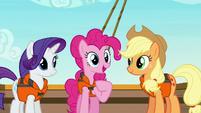 Pinkie Pie --something I'd like to communicate-- S6E22