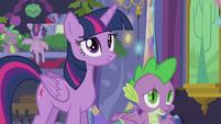 Spike -it's kinda like our tradition!- S5E20