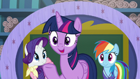 """Twilight """"they always manage to make time"""" S8E17"""