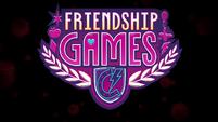 2nd Friendship Games logo EG3