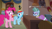 """Pinkie Pie """"we are but weary travelers"""" S7E18"""