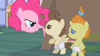 Pinkie Pie small growl S2E13