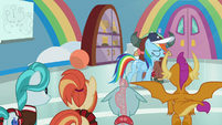 """Rainbow Dash """"then I'm out of ideas"""" S9E15"""