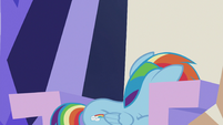 Rainbow goes to napping S5E8