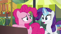 Rarity --you're supposed to be all...-- S6E3
