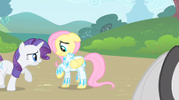 Rarity things not looking good S1E20