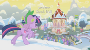 S01E11 Twilight biegnie do ratusza