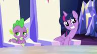 S06E25 Wielki, wymowny uśmiech Twilight
