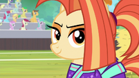 Shimmy Shake looking at Lighthoof S9E15