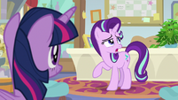 "Starlight ""turned out to be nothing"" S9E20"