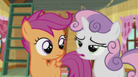 Sweetie Belle -We've run out of ideas- S5E18