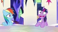 """Twilight """"they're gonna smash everything!"""" S5E11"""