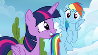 """Twilight Sparkle """"they could learn a lot!"""" S6E24"""