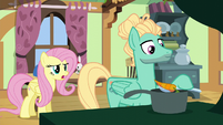 """Fluttershy """"you said you had plenty of places"""" S6E11"""