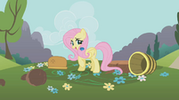 Fluttershy -you're the cutest thing ever- S1E10