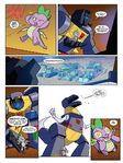 My Little Pony Transformers issue 2 page 3