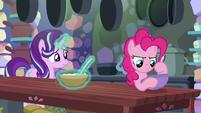 Pinkie Pie still mad at Starlight Glimmer S6E21