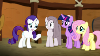 """Rarity """"doesn't matter how good you are!"""" S8E18"""