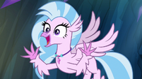"""Silverstream """"with lots of artwork"""" S9E3"""
