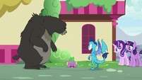 """Spike """"Equestria as we know it is over!"""" S7E15"""