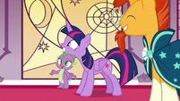 """Spike """"seriously, all of them"""" S7E25"""