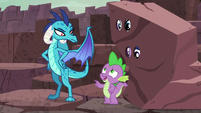 Spike --Another reason why I shouldn't compete-- S6E5