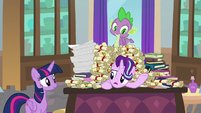"""Starlight """"why not put him in charge?"""" S8E15"""