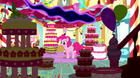 Tantabus appears in Pinkie Pie's dream S5E13
