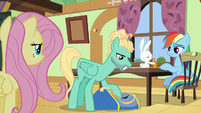 Zephyr Breeze --by definition, it's someplace else-- S6E11