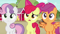 """Apple Bloom """"your fifth trip this week"""" S7E8"""