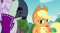 """Applejack """"while you were meetin' with"""" S5E24"""