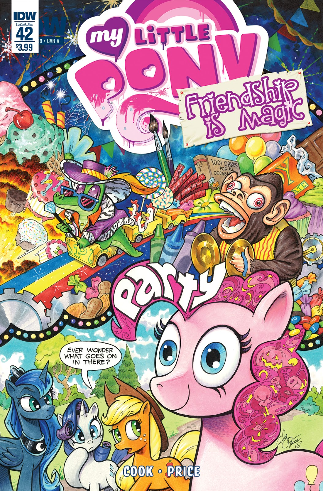 Friendship is Magic Issue 42