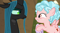 Cozy invites Chrysalis to her meeting S9E8