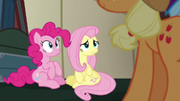 """Fluttershy confused """"we don't?"""" S6E18"""