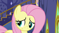 Fluttershy stricken with silence S6E21