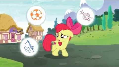 MLP - Out On My Own Blive Forladt Danish