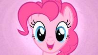 Pinkie Pie happy S4E07
