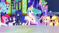 """Princess Celestia """"what we've missed out on"""" S9E13"""