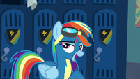 "Rainbow Dash ""of course I have!"" S8E5"