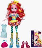 Rainbow Rocks Fashion Doll Pinkie Pie toy
