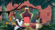 S06E13 Potwór wydostaje się ze świątyni