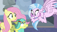 Silverstream excited to meet Ocellus S8E1