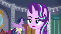 "Starlight sarcastic ""thanks for believing in me"" S7E10"